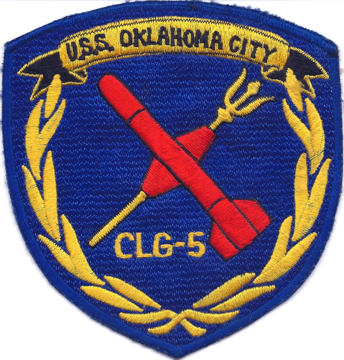 OKC Patch courtesy of Ross De Paola