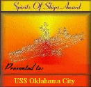 Spirit Of Ships Award